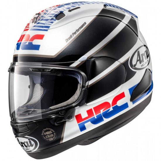 Arai RX-7V HRC Full Face Helmet