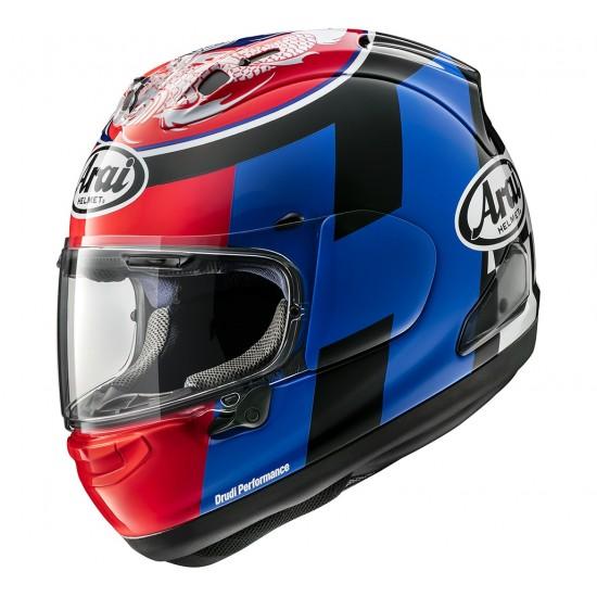 Arai RX-7V Leon Haslam Full Face Helmet