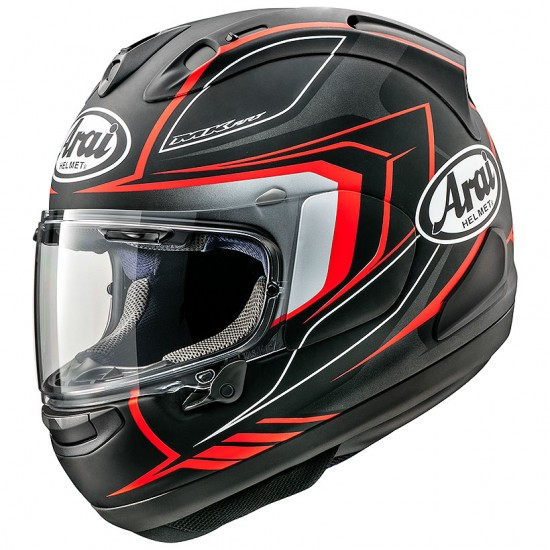 Arai RX-7X Maze Black Full Face Helmet