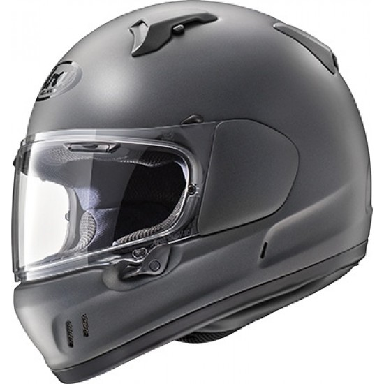 Arai Renegade-v Gun Metallic Frost Full Face Helmet