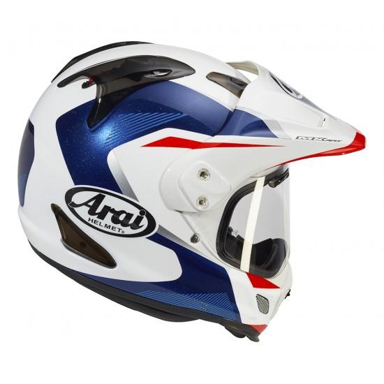 Arai Tour-X4 Break Blue Matt Full Face Helmet