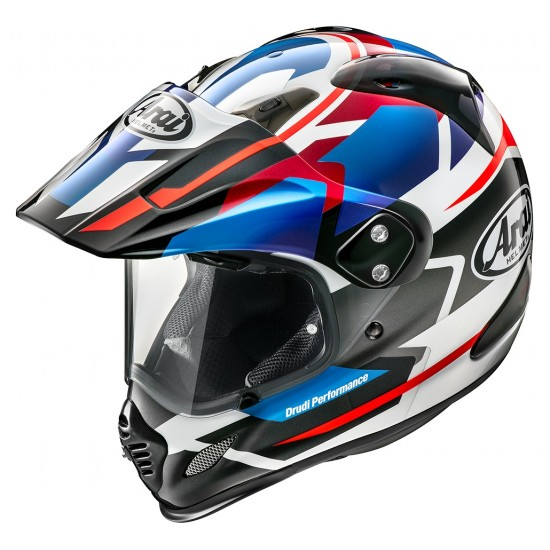 Arai Tour-X4 Depart Blue Metallic Full Face Helmet
