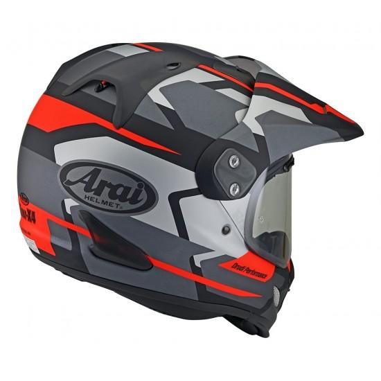 Arai Tour-X4 Depart Grey Matt Full Face Helmet
