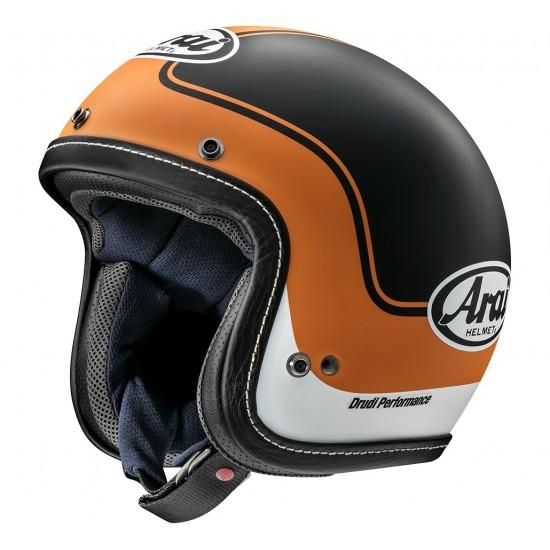 Arai Urban-V Era Black Open Face Helmet