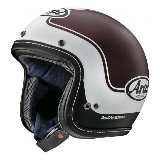 Arai Urban-V Era Brown Open Face Helmet