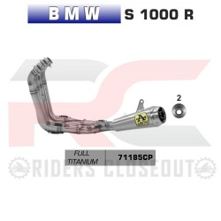 Arrow Competition Evo Full System BMW S 1000 R MPN - 71185CP