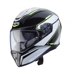 Caberg Drift Tour Black White Yellow Full Face Helmet