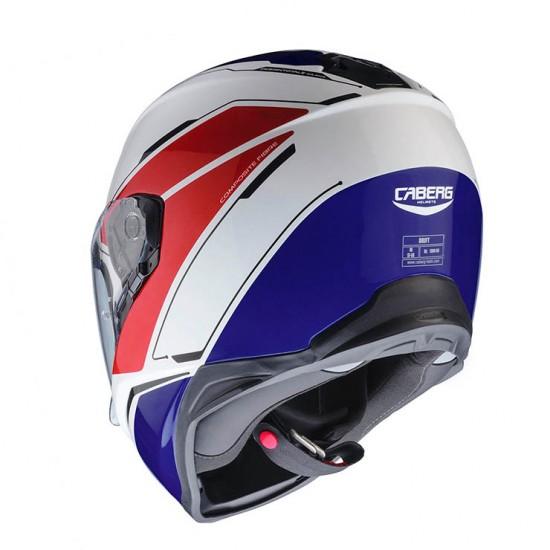 Caberg Drift Tour White Red Blue Full Face Helmet