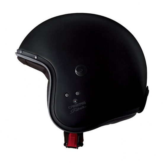 Caberg Freeride Matt Black Jet Helmet