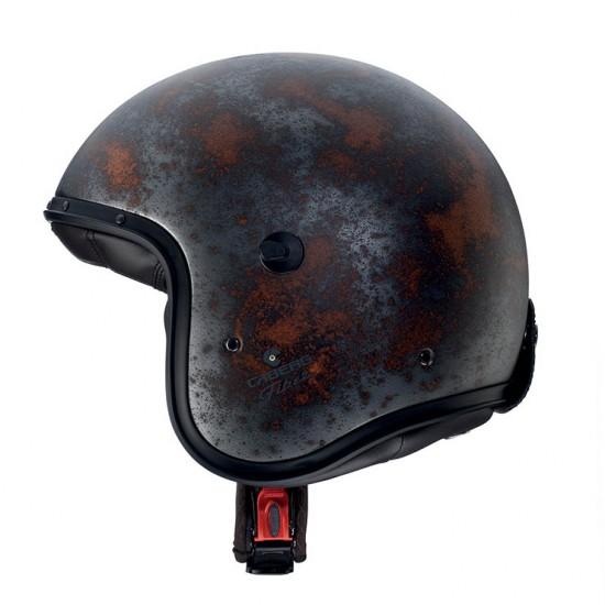 Caberg Freeride Rusty Handmade Finishing Jet Helmet