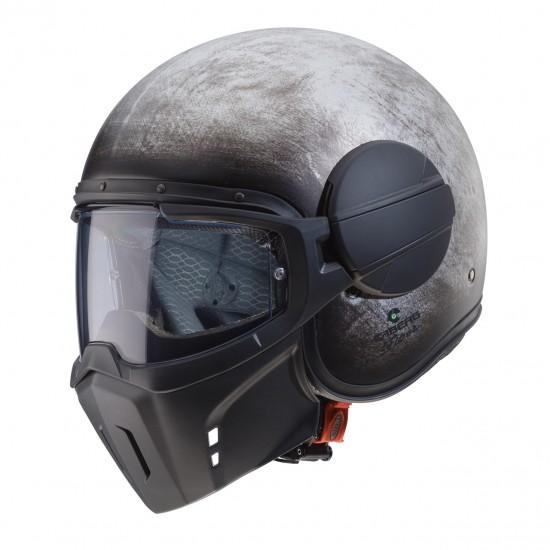 Caberg Ghost Iron Handmade Finishing Jet Helmet