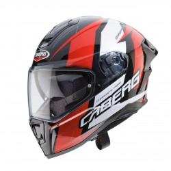 Caberg Drift Evo Speedster Black Red White Full Face Helmet