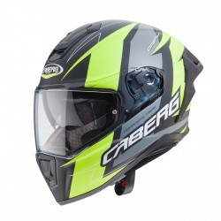 Caberg Drift Evo Speedster Matt Black Anthracite Yellow Full Face Helmet