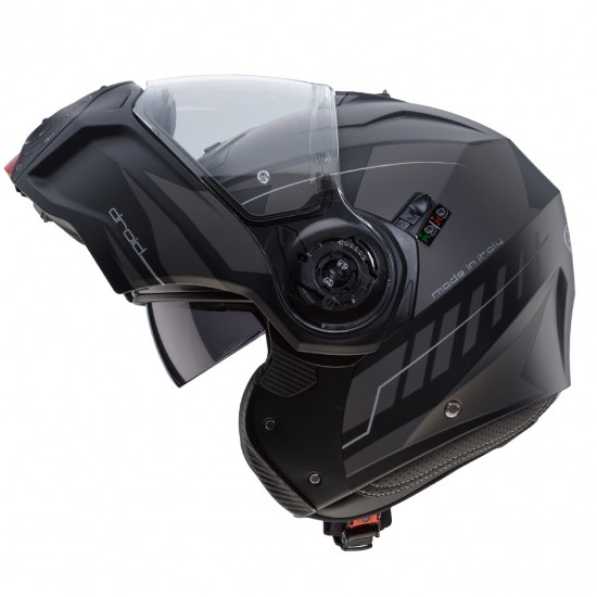 Caberg Droid Blaze Matt Black Anthracite Modular Helmet