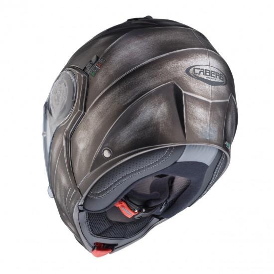 Caberg Droid Iron Handmade Finishing Modular Helmet