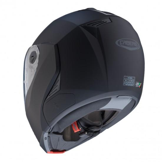 Caberg Sintesi Matt Black Modular Helmet