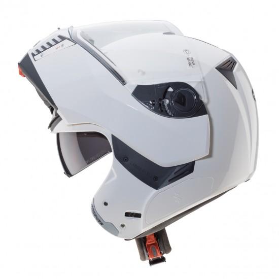 Caberg Sintesi White Modular Helmet