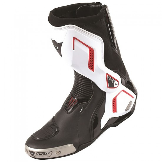 Dainese Torque D1 Out Air Boots - Black White Red
