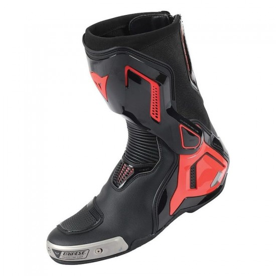 Dainese Torque D1 Out Boots - Black Red