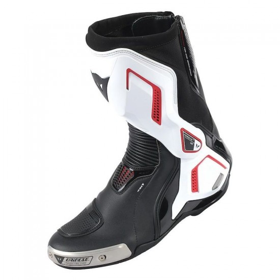 Dainese Torque D1 Out Boots - Black White Red