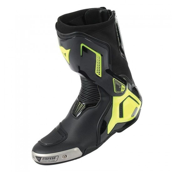 Dainese Torque D1 Out Boots - Black Yellow