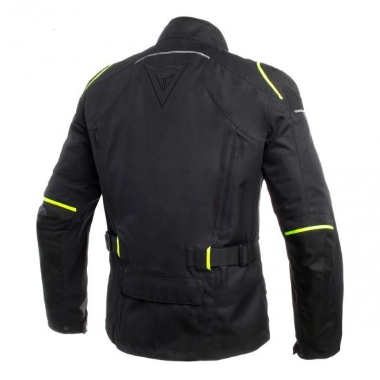 Dainese D-Dry Jacket - D-Blizzard Black Black Yellow