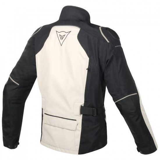 Dainese D-Dry Jacket - D-Blizzard Peyote Black Brindle