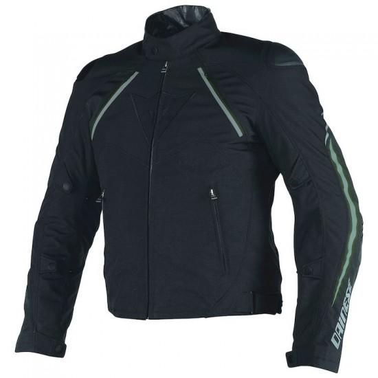 Dainese D-Dry Jacket - Hawker Black Ebony