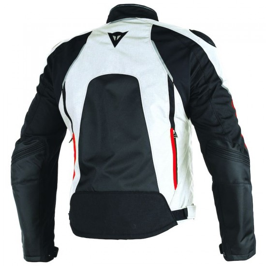 Dainese D-Dry Jacket - Hawker Black White Red