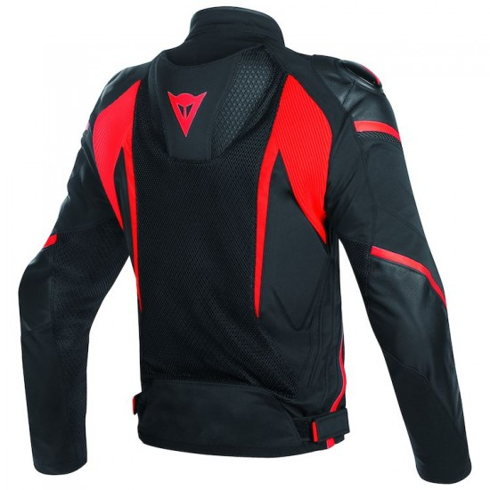 Dainese D-Dry Jacket - Super Rider Black Black Red