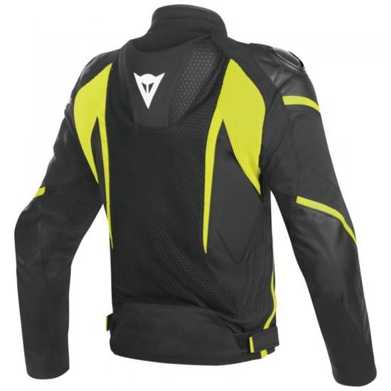 Dainese D-Dry Jacket - Super Rider Black Black Yellow