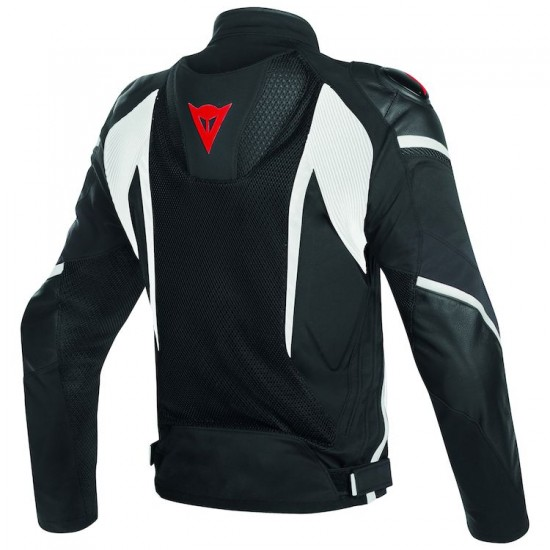 Dainese D-Dry Jacket - Super Rider Black White Red
