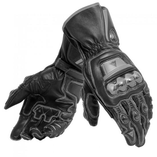 Dainese Full Metal 6 Gloves - Black Black Black