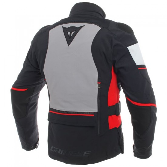 Dainese Gore-Tex Jacket - Carve Master 2 Black Frost Grey Red