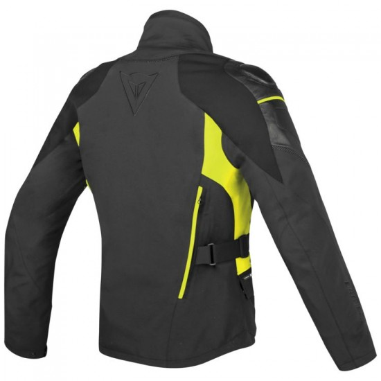 Dainese Gore-Tex Jacket - D-cyclone Black Black Yellow