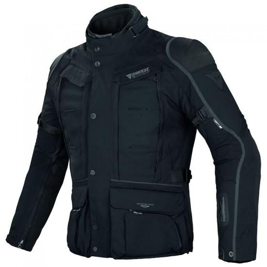 Dainese Gore-Tex Jacket - D-Explorer Black Black Dark Gray