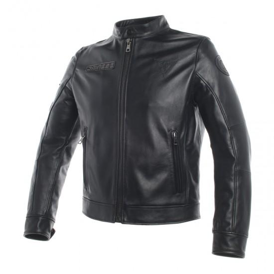 Dainese Leather Jacket - Legacy Nero