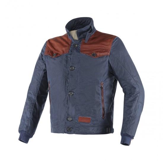 Dainese Textile Jacket - Powel Blue