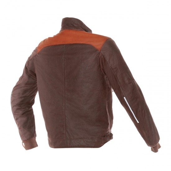 Dainese Textile Jacket - Powel Dark Brown