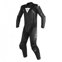 Dainese Avro D2 2 PCS Leather Black Black Anthracite Suit