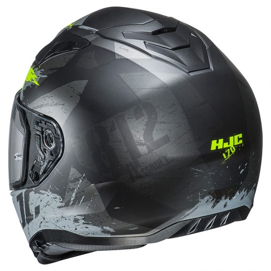 HJC I70 Rias MC4HSF Full Face Helmet