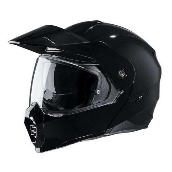 HJC C80 Metal Black Modular Helmet