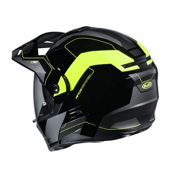 HJC C80 Rox MC4H Modular Helmet