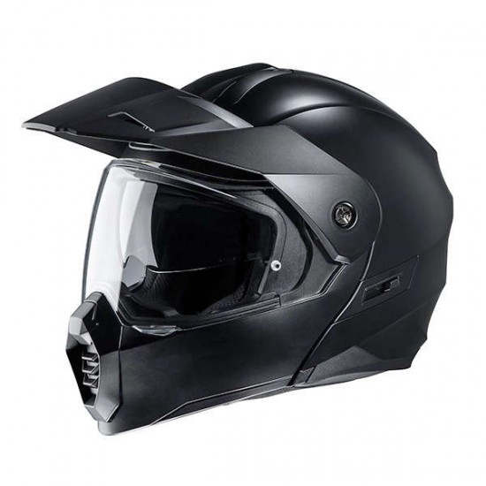 HJC C80 Semi Flat Black Modular Helmet