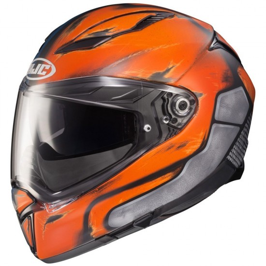 HJC F70 Deathstroke MC27SF Full Face Helmet