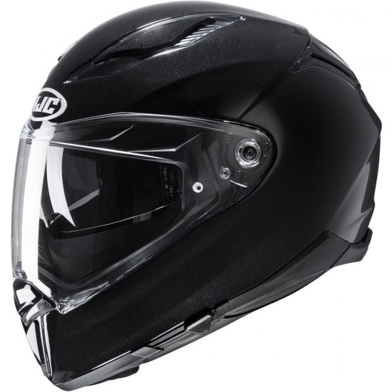 HJC F70 Metal Black Full Face Helmet