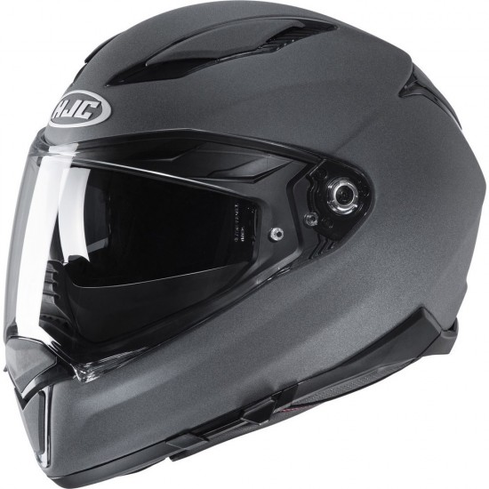 HJC F70 Stone Grey Full Face Helmet