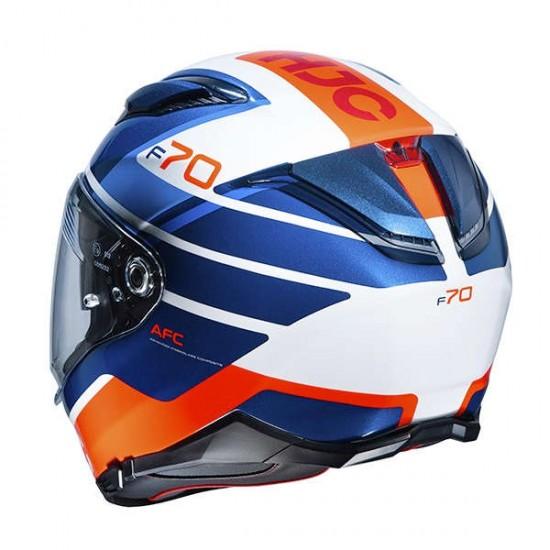 HJC F70 Tino MC21 Full Face Helmet