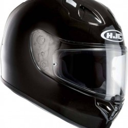 HJC FG-17 Metal Black Full Face Helmet