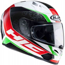 HJC FG-17 Ohama MC1 Full Face Helmet